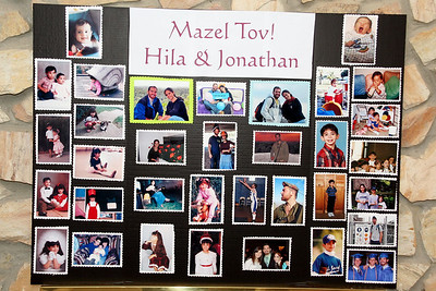 Hila & Jonathan - L'Chaim 4/1/2010