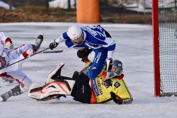 Fredriksbergs BK - Målilla GOIF B.