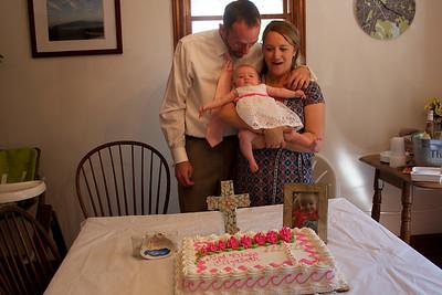 E.C. Baptism Day