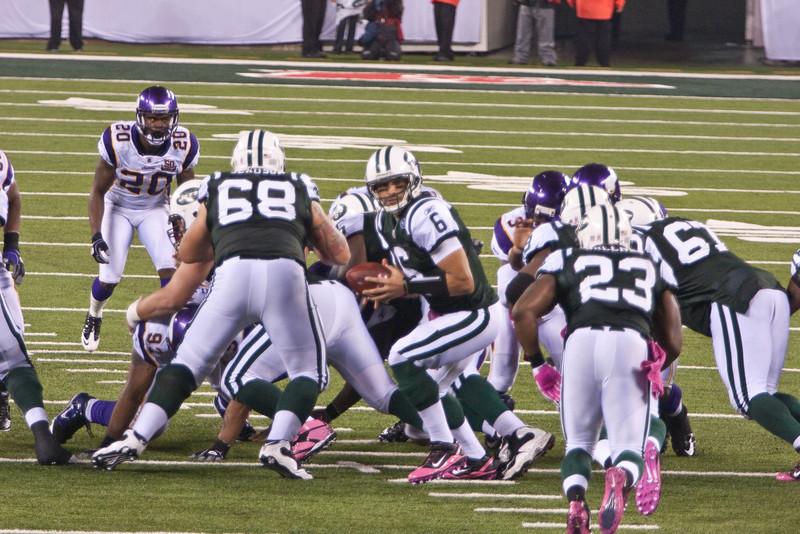 Jets v Vikings 10-11-2010 299