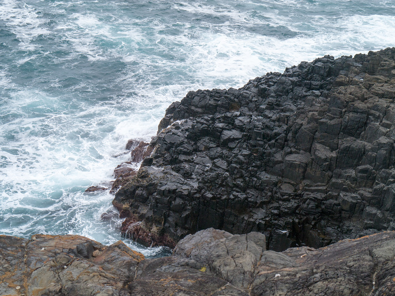Blow hole