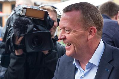 2015-06-02 - Lars Løkke valgkamp Kolding