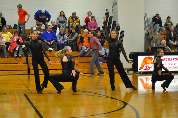 December 20, 2010 CMS Dance