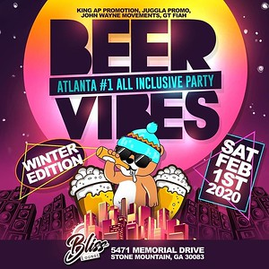 BEER VIBES WINTER 2020 EDITION