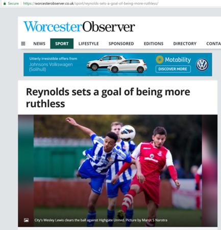 Worcester Observer