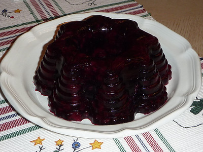 12-26 - Congealed Salad Cranberry Sauce - Smyrna, GA