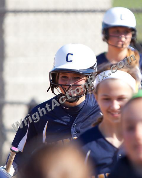 2012 Clarkston Softball