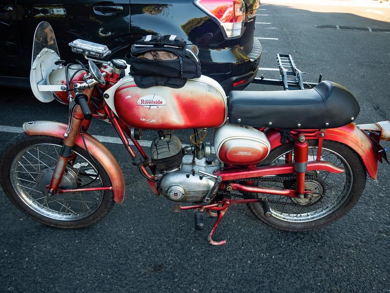 Wards Riverside Benelli 125cc 2 stroke