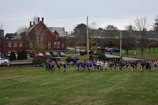 Cross-Country Running | Lakes Region Championship at Tilton