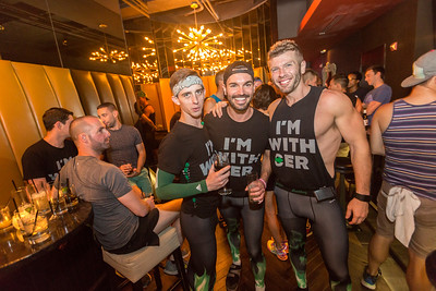 2016-07-17 DC - EVE Stonewall Happy Hour @ Number Nine