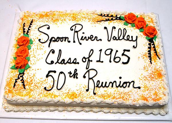 Valley High Class of 1965 - 2015