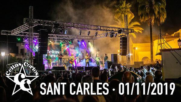 CELTAS CORTOS - SANT CARLES