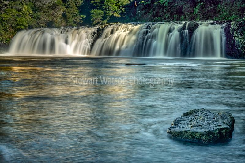 Wharepoke or Wharepuke Falls