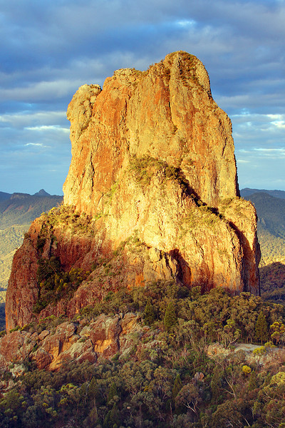 Belougery Spire, Warrumbungles.