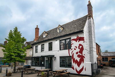 Red Lion, Eynsham