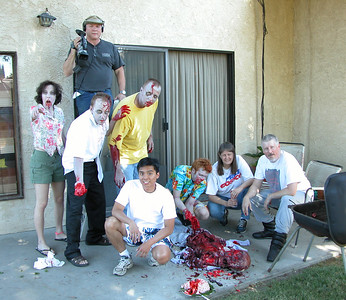 I ♥ Zombie, a comedy horror Short