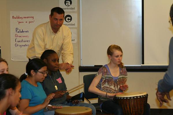 Class III Spanish Drumming Workshop