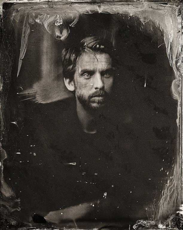 . Dan Stevens poses for a tintype (wet collodion) portrait at The Collective and Gibson Lounge Powered by CEG, during the 2014 Sundance Film Festival in Park City, Utah. (Photo by Victoria Will/Invision/AP)
