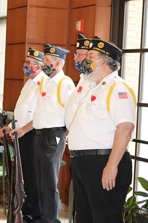 2020 Veterans Day Program