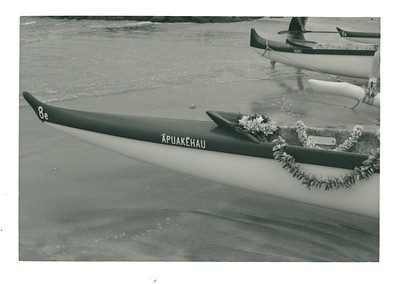 1993 Apuakehau Canoe Blessing 5-1993