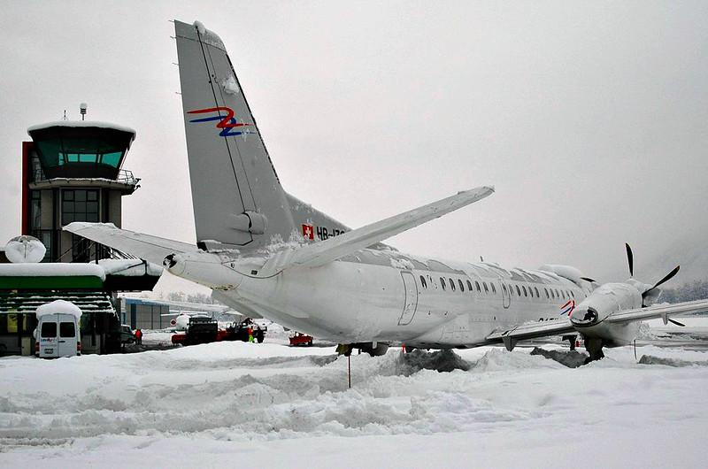 HB-IZG - SB20 Darwin Airline - 28.01.2006