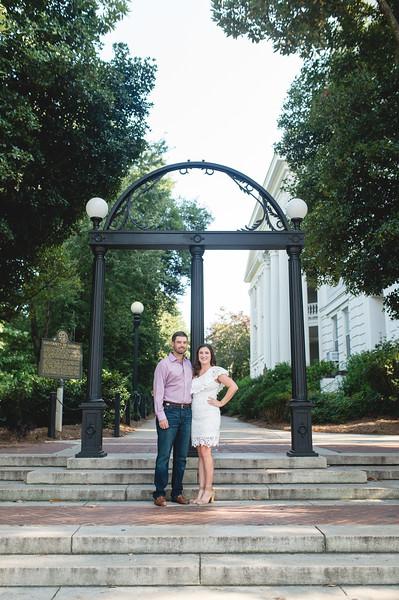 Brooke + Walker Engagement