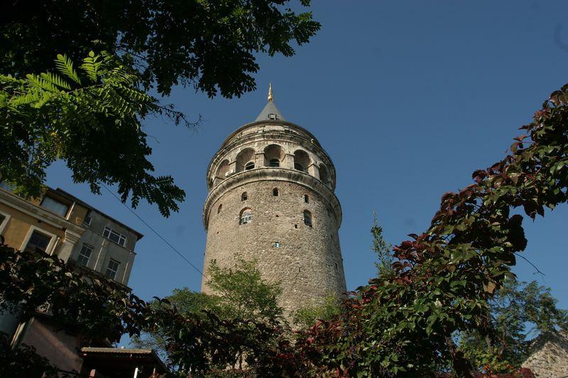 Galata Tower, Taksim, Istanbul