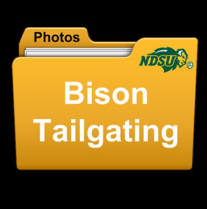 Bison Tailgating