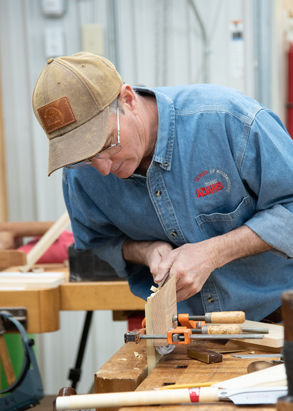 Methods of Woodworking:  Taking Your Work to the Next Level with Marc Adams
