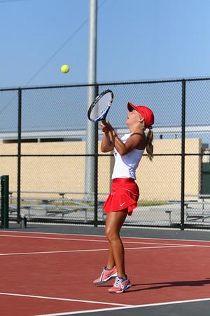 LBHS Tennis Aug 2020