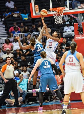 WNBA Atl Dream vs Minnesota Lynx