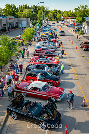 West Fargo Cruise Night July 2016