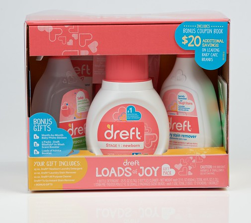 Dreft Gift Pack
