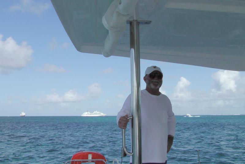 Catamaram Sail and Snorkel Trip, Marigot, St. Martin