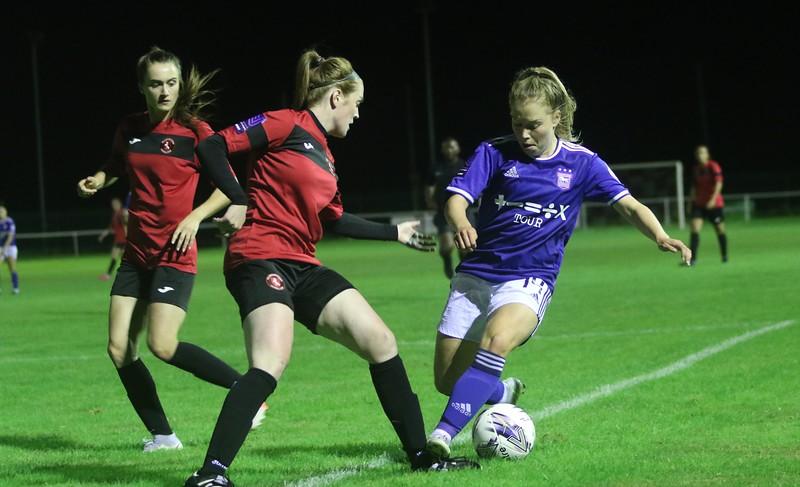 Gillingham vs Ipswich Town Women 240821 (26).JPG