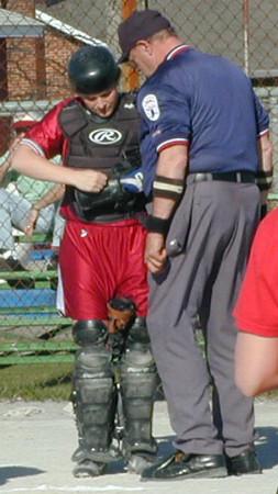 SN Softball vs Rensselaer 2002