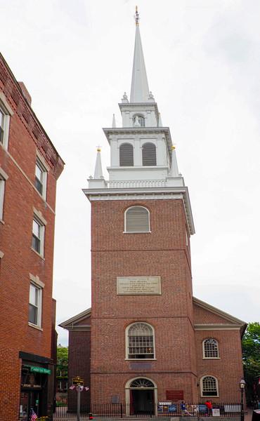 Old North Church, Boston, MA