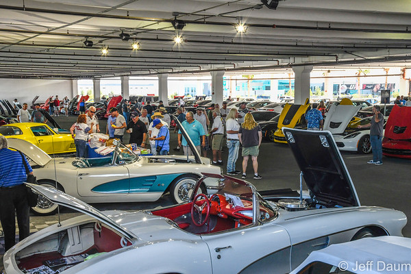 Celebrating 1st Corvette Produced on June 30, 1953