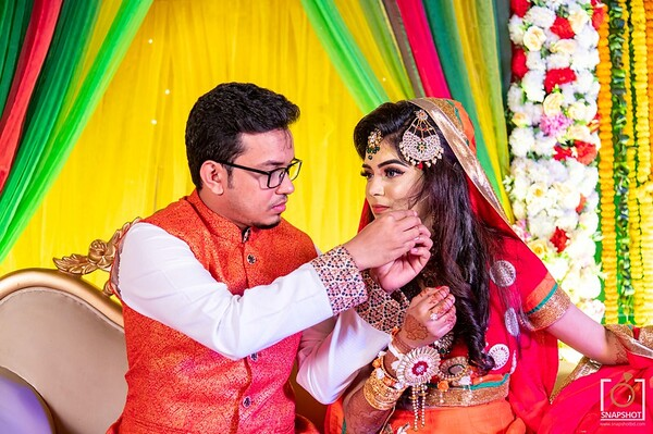 Seyan & Adiba Holud