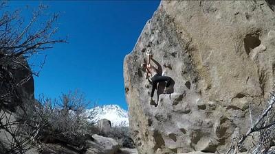 No. 2 - Bouldering Burnout