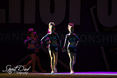 Cheersport Black Ice 2/19/17