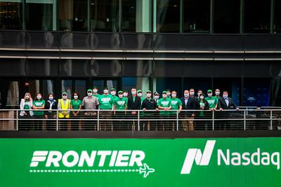 2021-04-01 Frontier Airlines