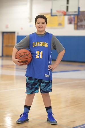 CK Elementary Basketball 2018