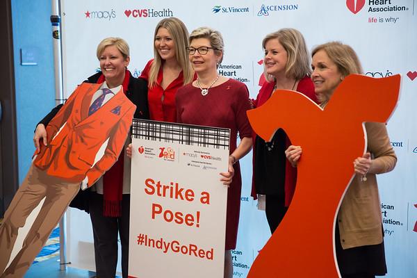 Go Red for Women 2018