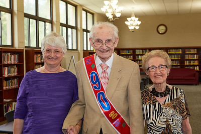 Wallace Gray's 90th Birthday