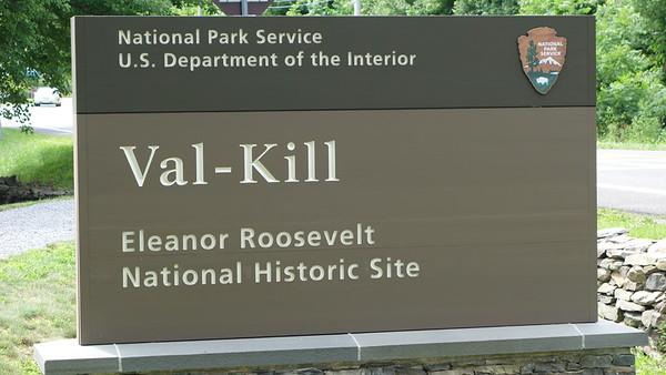 Eleanor Roosevelt National Historic Site - NY - 071116