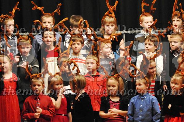 Elem K-1st gr Christmas Choral Program 12-13-11