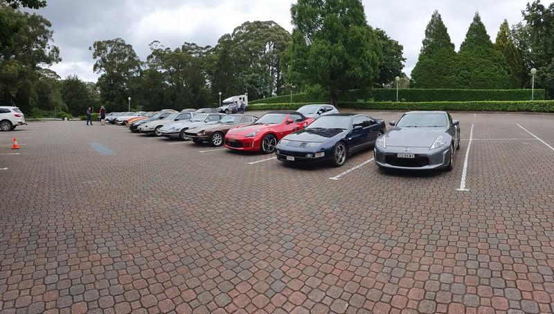 Z Car Club of Sydney