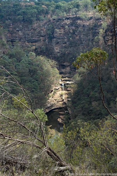 Waterfalls in Tahmoor Canyon