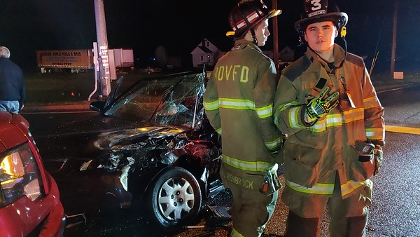 12/31/18 Piney Point Road and Point Lookout Road Head-On MVA